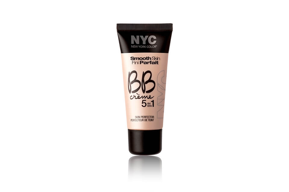 Smooth Skin BB Cream Foundation from New York Color
